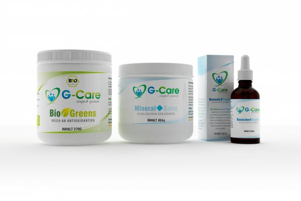 G-Care Produktvisualisierung