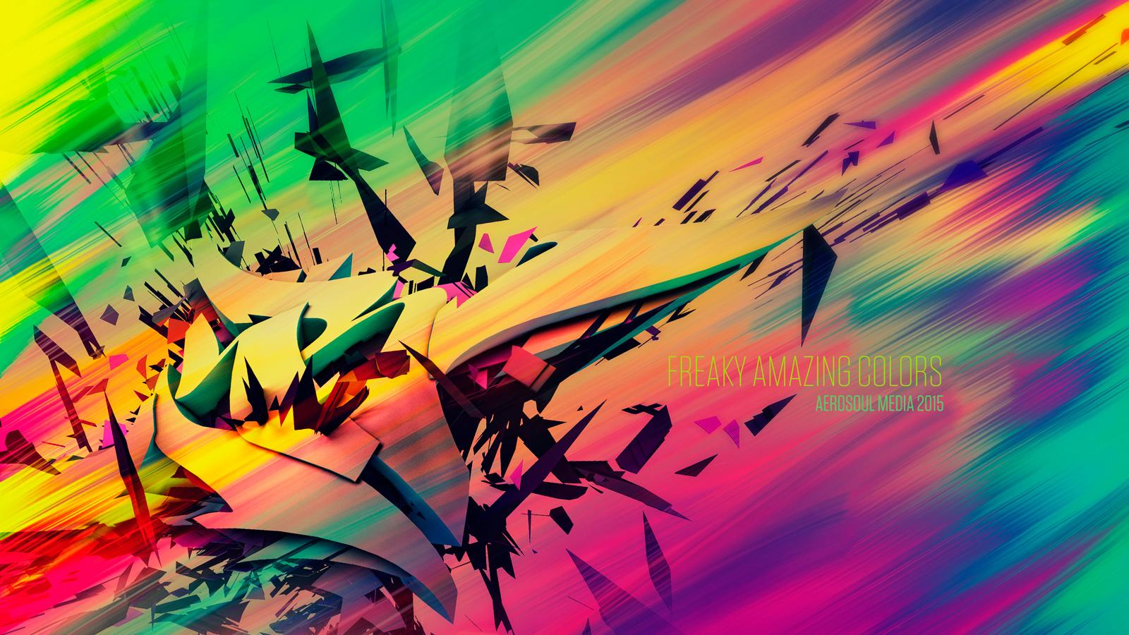 Aerosoul Colors